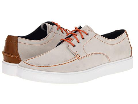Pantofi Cole Haan - Bergen Moc Oxford - Ivory Suede