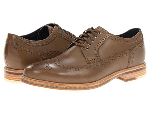 Pantofi Cole Haan - Cooper SQ Wingtip - Summer Khaki