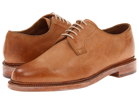 Pantofi Florsheim - Veblen Plain Ox - Camel Smooth Leather