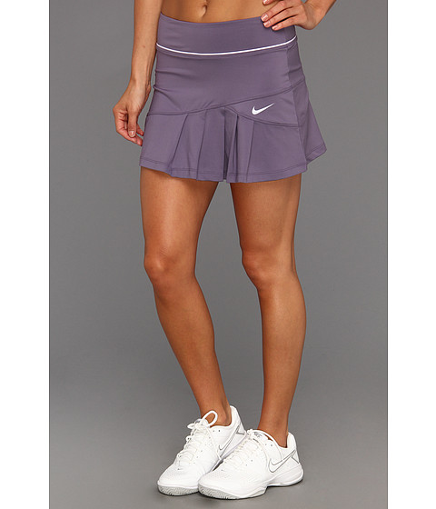 Fuste Nike - Pleated Knit Skort - Canyon Purple/Pure Violet/Matte Silver