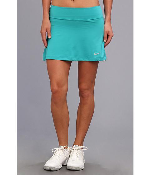 Fuste Nike - Straight Knit Skort - Turbo Green/Matte Silver