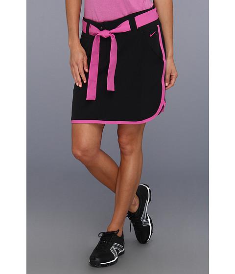 Fuste Nike - Novelty Convert Skort - Black/Club Pink