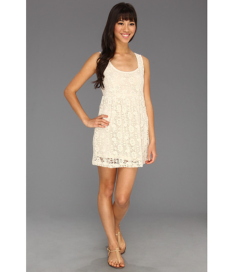 Rochii Billabong - Bellz Dress - White Cap