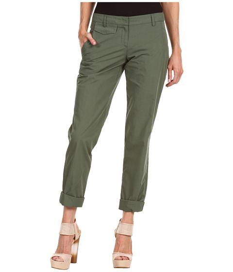 Pantaloni Theory - Rumer Pant - Light Olive