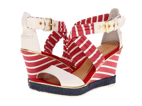 Sandale Sperry Top-Sider - Aurora - Ivory/Tango Breton Stripe