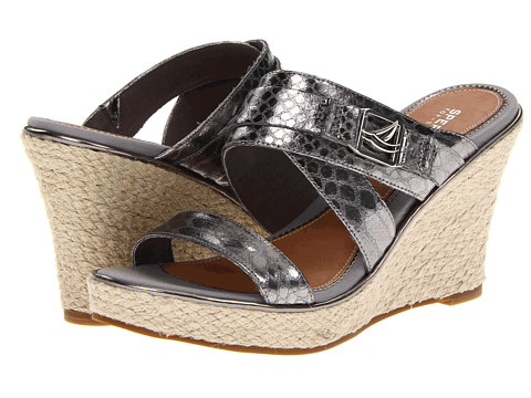 Sandale Sperry Top-Sider - Maris - Charcoal Python Print