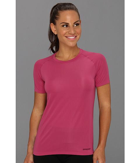 Tricouri Patagonia - S/S Gamut Shirt - Rubellite Pink