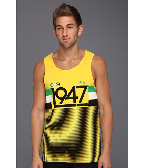 Bluze L-R-G - 19 Sporty 7 Tank Top - Yellow