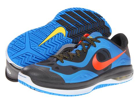 Adidasi Nike - Max H.A.M. Low - Photo Blue/Tour Yellow/Night Stadium/Team Orange