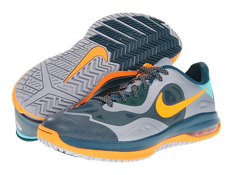 Adidasi Nike - Max H.A.M. Low - Stadium Grey/Sport Turquoise/Night Stadium/Bright Citrus