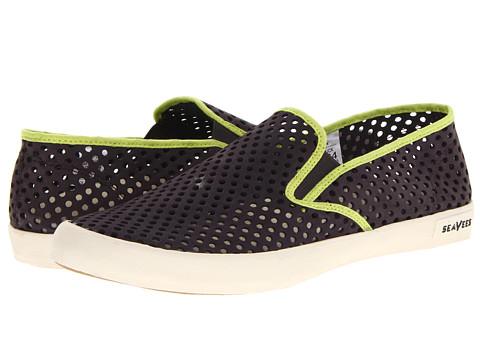 Adidasi SeaVees - 02/64 Baja Slip On Poolside Perf - Tar Perf Nubuck
