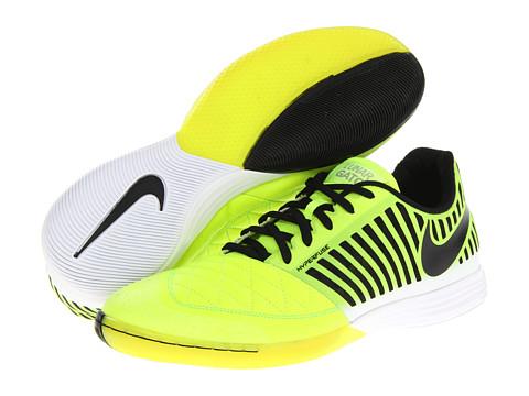 Adidasi Nike - Nike Lunargato II - Volt/White/Black