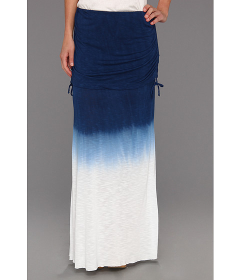 Fuste Culture Phit - Sunday Maxi Skirt - Blue