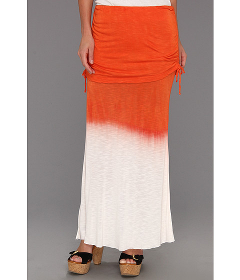 Fuste Culture Phit - Sunday Maxi Skirt - Coral