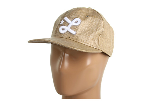 Sepci L-R-G - PP Straw Hat - Khaki