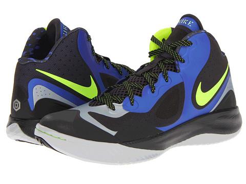 Adidasi Nike - Zoom Hyperfranchise XD - Violet Force/Pure Platinum/Night Stadium/Volt