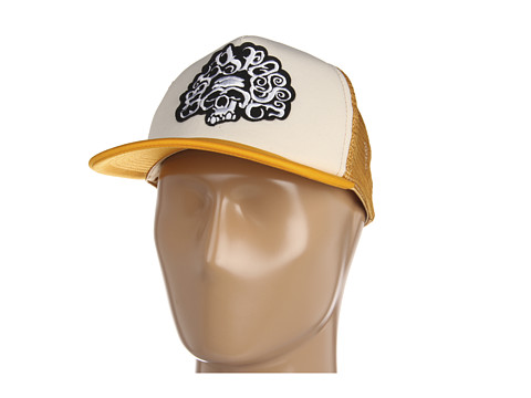 Sepci Obey - Easy Rider Trucker Hat - Natural / Mustard
