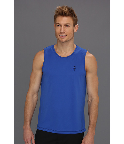 Tricouri Toes on the Nose - Sustain Element Guard Tank Top - Cobalt