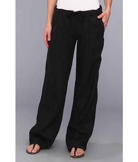 Pantaloni Michael Stars - Linen Drawstring Pant - Black