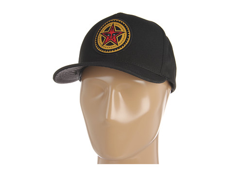 Sepci Obey - Gears Snapback Hat - Black