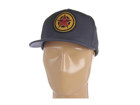 Sepci Obey - Gears Snapback Hat - Navy