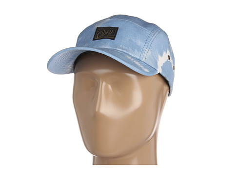 Sepci Obey - Jerry 5 Panel Hat - Blue