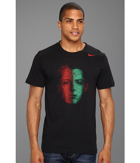 Tricouri Nike - Chicharito Hero S/S Tee - Black/Black
