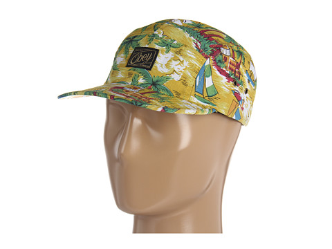 Sepci Obey - Maui 5 Panel Hat - Sunrise