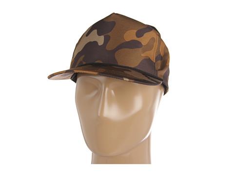 Sepci Obey - Willard Snapback Hat - Brown Camo