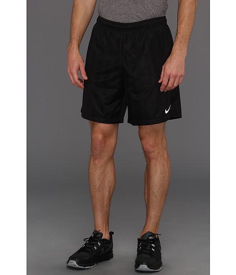 Pantaloni Nike - Jacquard Short - Black/White