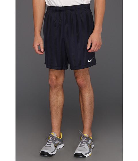 Pantaloni Nike - Jacquard Short - Obsidian/White