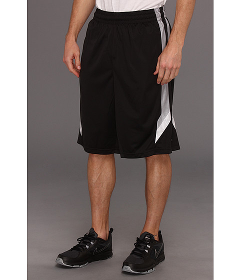 Pantaloni Nike - Nike Super Fast Short - Black/Stadium Grey/White/White