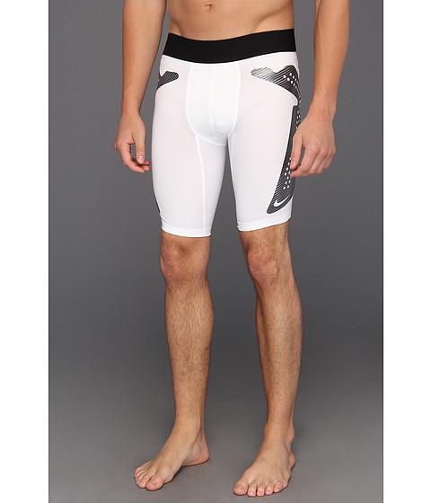Pantaloni Nike - Pro Combat Hyperstrong Slider Short - White