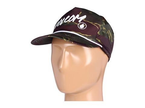 Sepci Volcom - Radical Snap Back Hat - Camoflauge