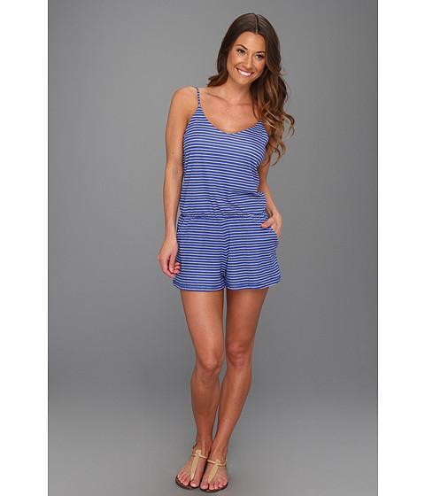 Pantaloni Roxy - Romp & Roll Dress - Deep Ultramarine Stripe