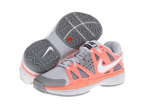 Adidasi Nike - Air Vapor Advantage - Geyser Grey/Atomic Pink/Stadium Grey/White