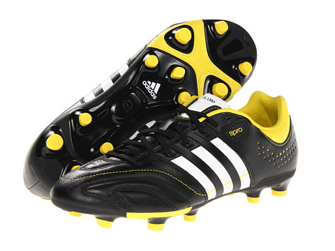 Adidasi adidas - 11Core TRX FG - Black/Running White/Vivid Yellow