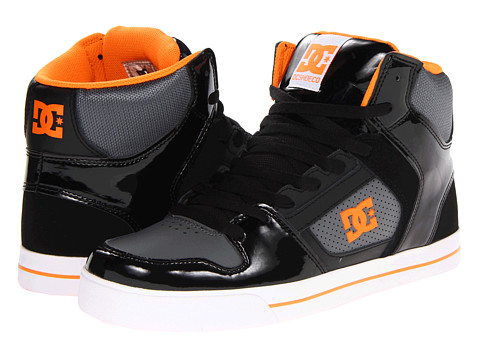 Adidasi DC - Base - Black/Orange