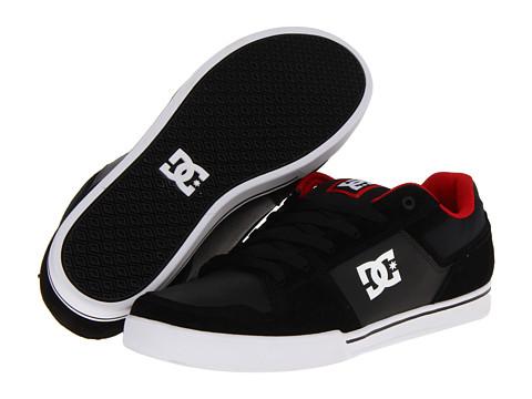 Adidasi DC - Match 2 - Black/White/Athletic Red