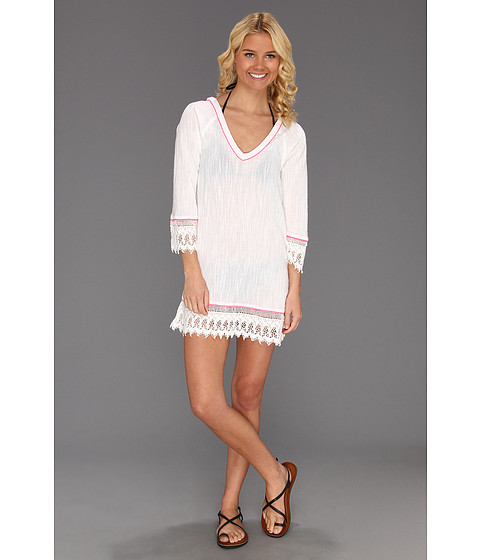 Rochii Hurley - Dally Cover-Up Dress - White