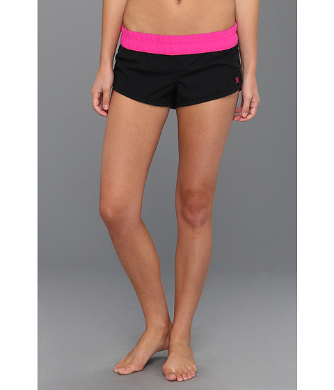 Rochii Hurley - Sea Fire Cover-Up Short - Black
