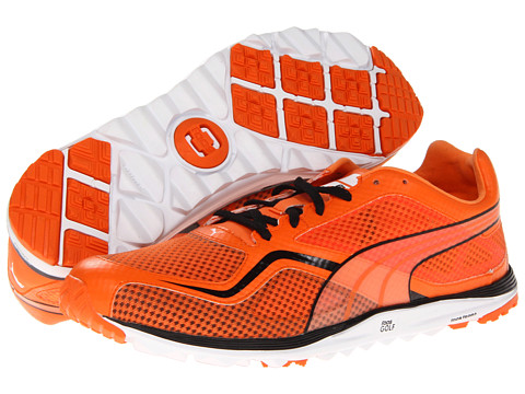Adidasi PUMA - FAAS Lite Mesh - Vibrant Orange/White