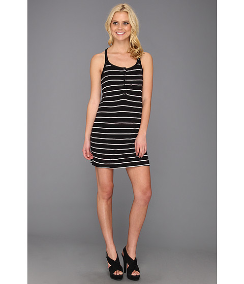 Rochii Splendid - Henley Tank Dress - Black