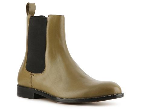 Pantofi Gucci - Leather Boot - Pear