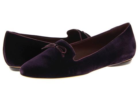 Balerini BRUNO MAGLI - Romualda - Purple Potion Velvet