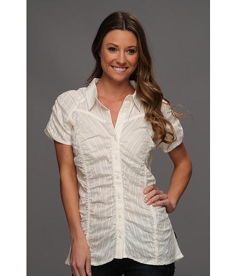 Camasi Kuhl - Trish S/S Shirt - Ivory
