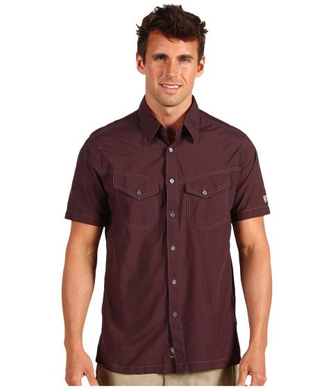 Camasi Kuhl - Stealth S/S Shirt - Brick