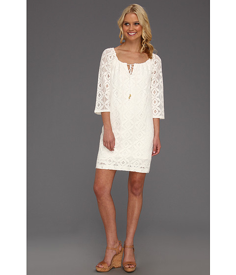 Rochii Trina Turk - Amplify Dress - Whitewash
