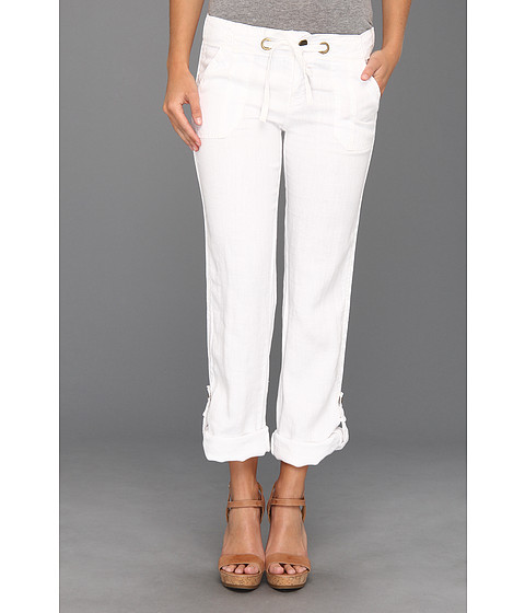 Pantaloni Sanctuary - Trek Roller Convertible Pant - White