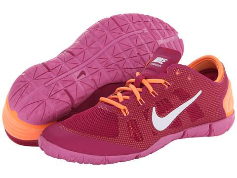 Adidasi Nike - Free Bionic - Bright Magenta/Atomic Orange/Red Violet/White